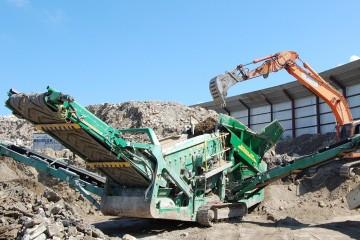 On-site Crushing